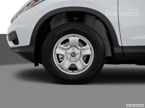 Đánh giá xe Honda CR-V 2016: Những phiên bản cao cấp hơn có kích cỡ lazăng lớn hơn