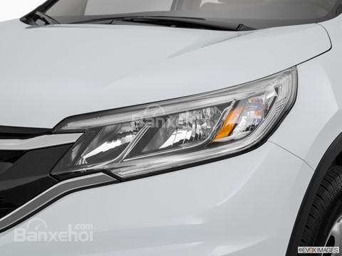 Đánh giá xe Honda CR-V 2016: Đây là một sự thay đổi nổi bật ở phần đầu xe