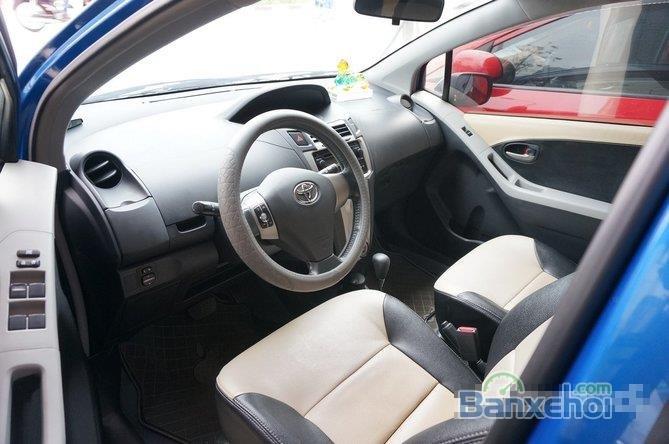 Cần bán xe Toyota Yaris 1.3 AT năm 2010, nhập khẩu  -5