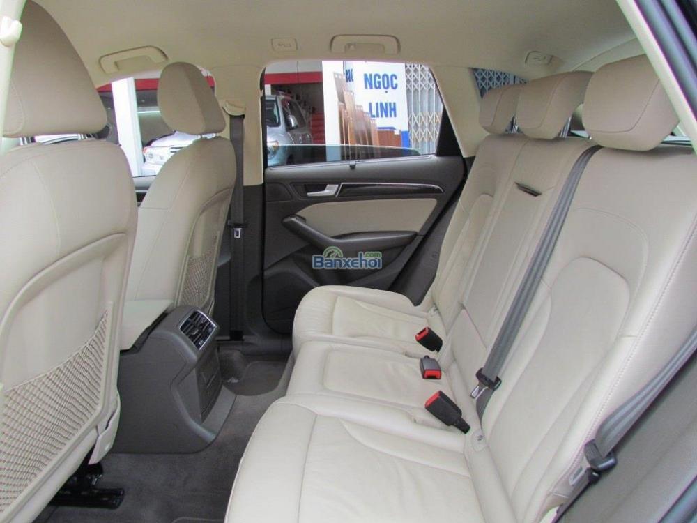 Cần bán xe Audi Q5 2-0T Premium Quattro đời 2012, màu xám, xe nhập-9