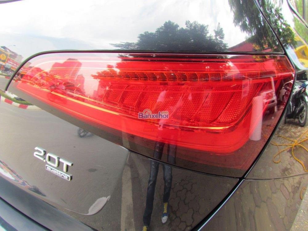 Cần bán xe Audi Q5 2-0T Premium Quattro đời 2012, màu xám, xe nhập-3