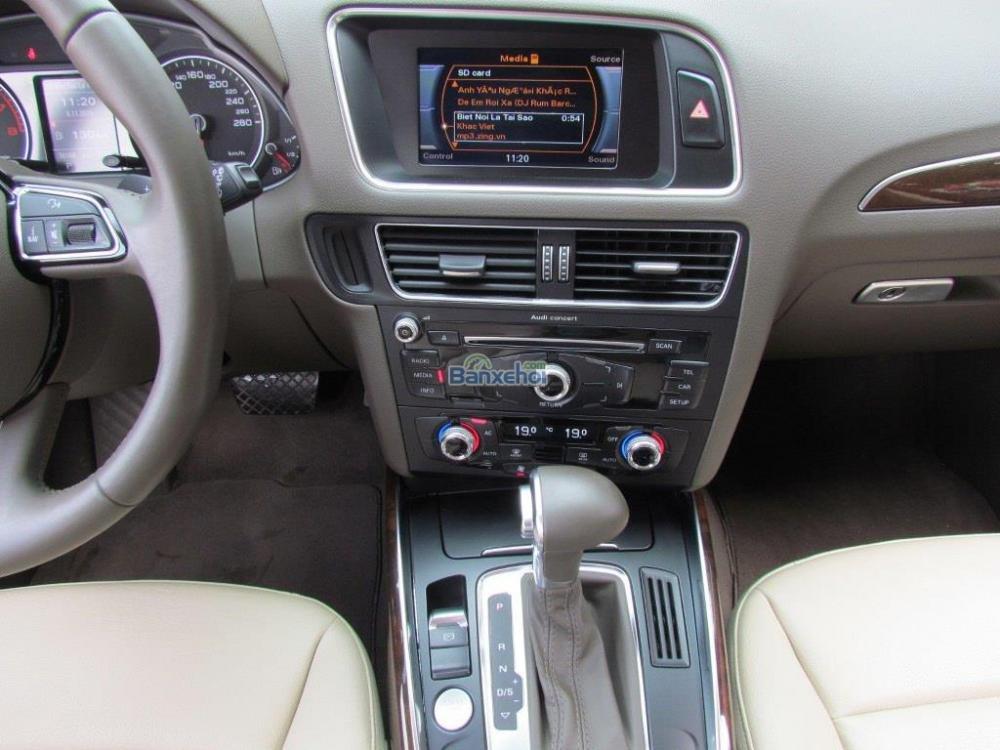 Cần bán xe Audi Q5 2-0T Premium Quattro đời 2012, màu xám, xe nhập-12