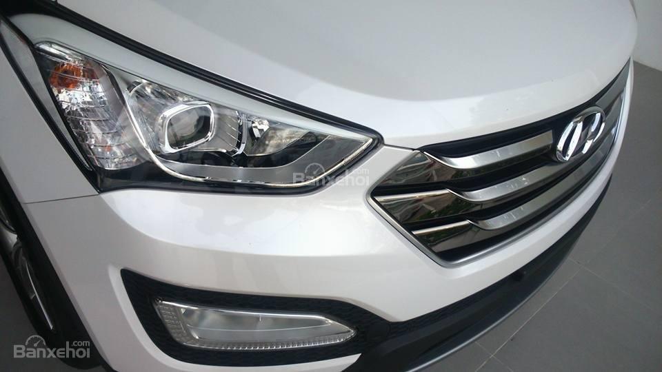Cần bán xe Hyundai Santa Fe đời 2015, xe đẹp chất lượng -2