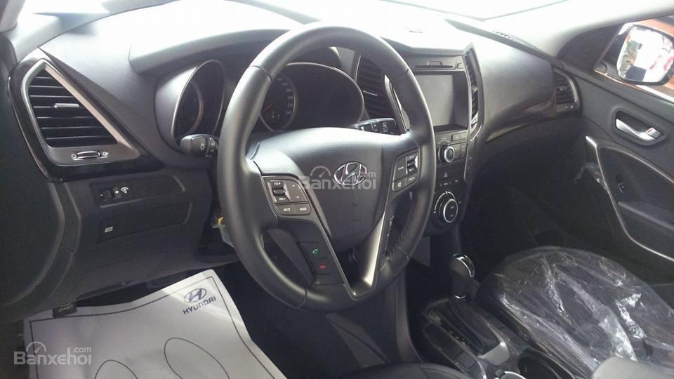 Cần bán xe Hyundai Santa Fe đời 2015, xe đẹp chất lượng -4