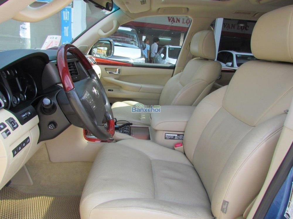 Cần bán Lexus LX 570-4WD 2008, nhập khẩu chính hãng-8