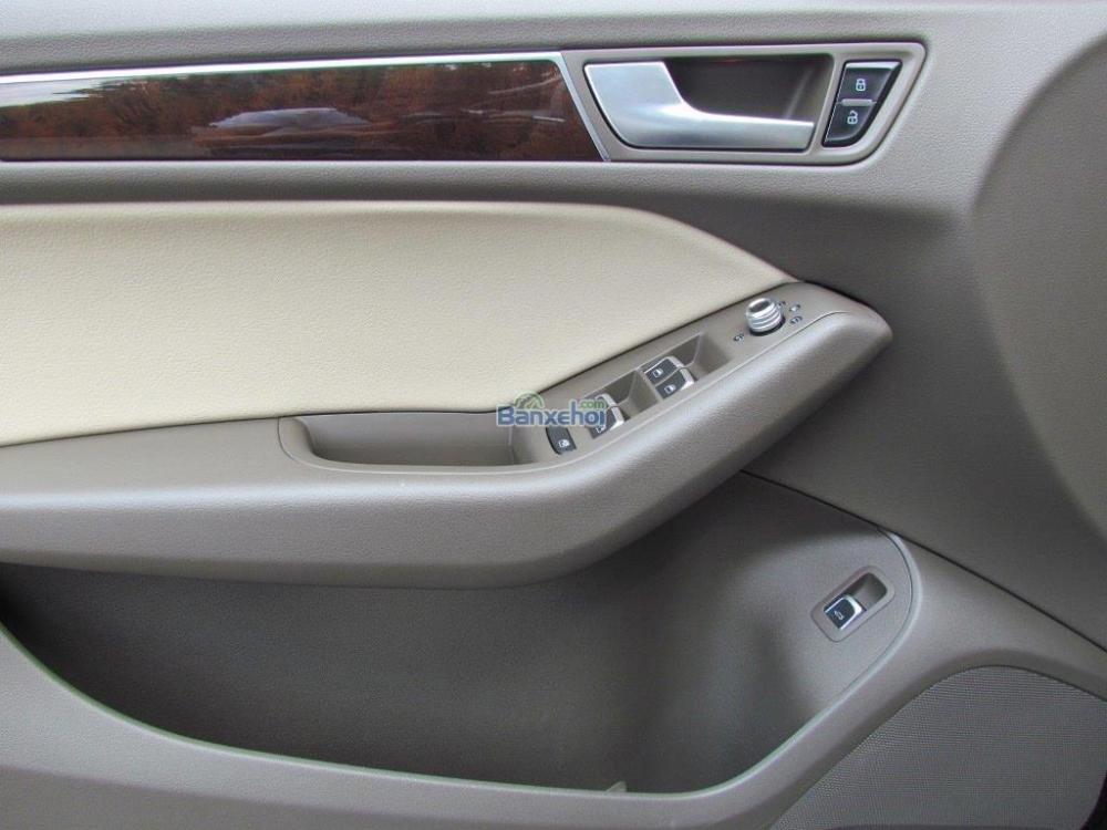 Cần bán xe Audi Q5 2-0T Premium Quattro đời 2012, màu xám, xe nhập-7