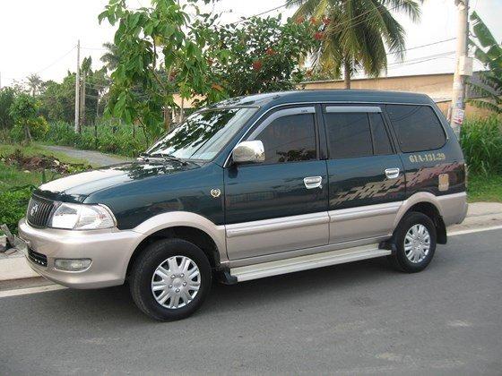 Bán xe Toyota Zace 2004, màu xanh lam, nhập khẩu chính hãng-2