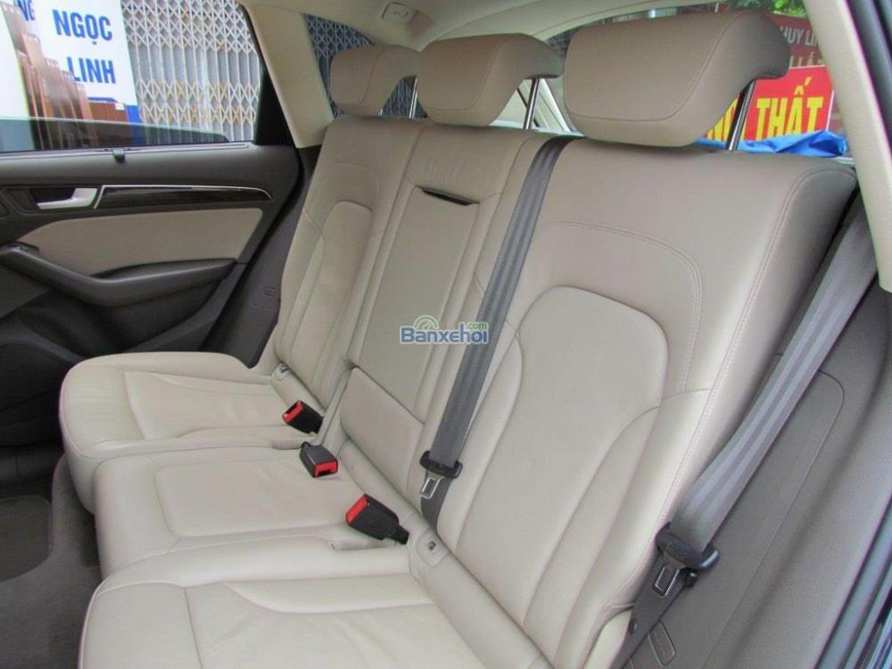 Cần bán xe Audi Q5 2-0T Premium Quattro đời 2012, màu xám, xe nhập-10