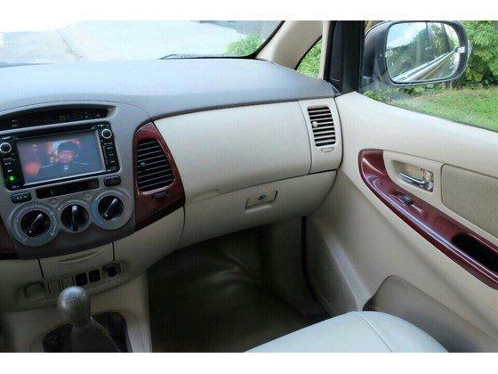 Cần bán lại xe Toyota Innova sản xuất 2006, màu bạc, xe nhập, 455 triệu-5