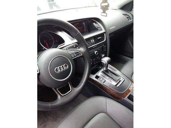 Bán ô tô Audi A5 đời 2013, màu trắng, xe nhập-3