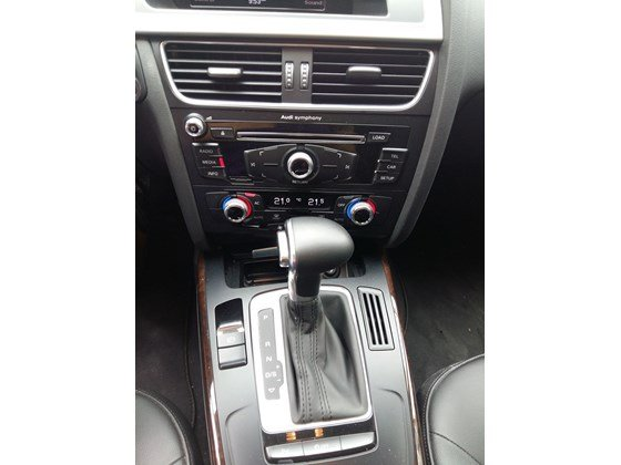Bán ô tô Audi A5 đời 2013, màu trắng, xe nhập-5