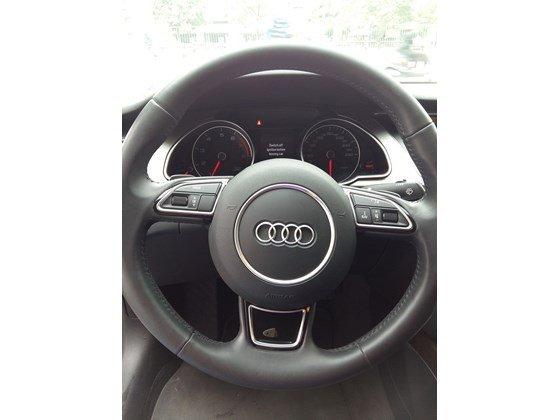 Bán ô tô Audi A5 đời 2013, màu trắng, xe nhập-6