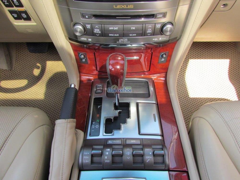 Cần bán Lexus LX 570-4WD 2008, nhập khẩu chính hãng-13
