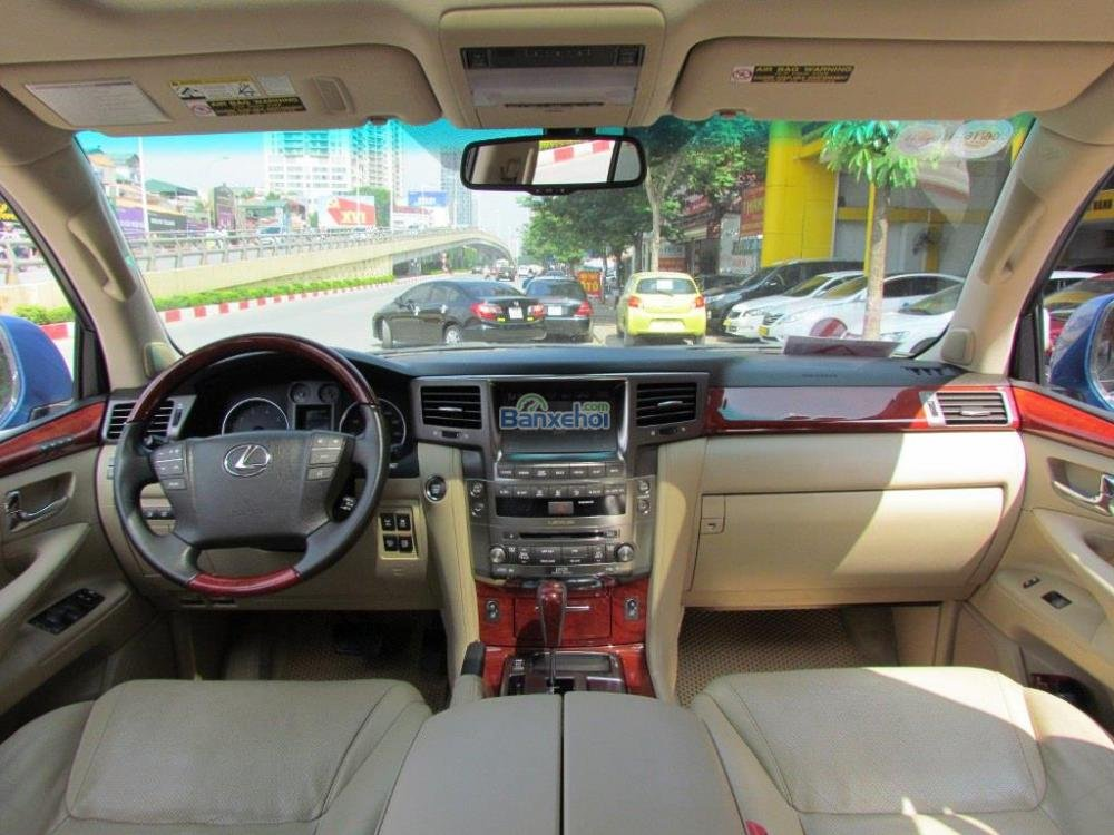 Cần bán Lexus LX 570-4WD 2008, nhập khẩu chính hãng-10