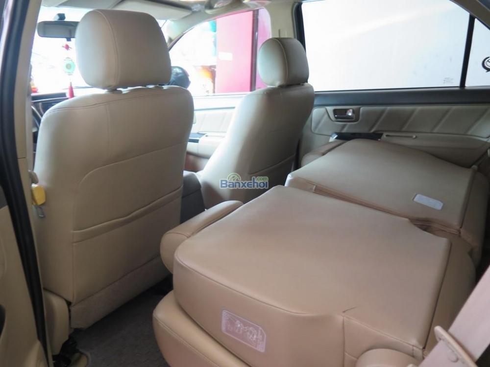 Cần bán lại xe Toyota Fortuner 2.7V 4x2 đời 2013, màu đen -14