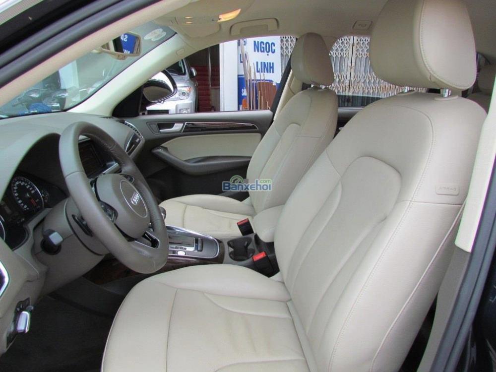 Cần bán xe Audi Q5 2-0T Premium Quattro đời 2012, màu xám, xe nhập-8