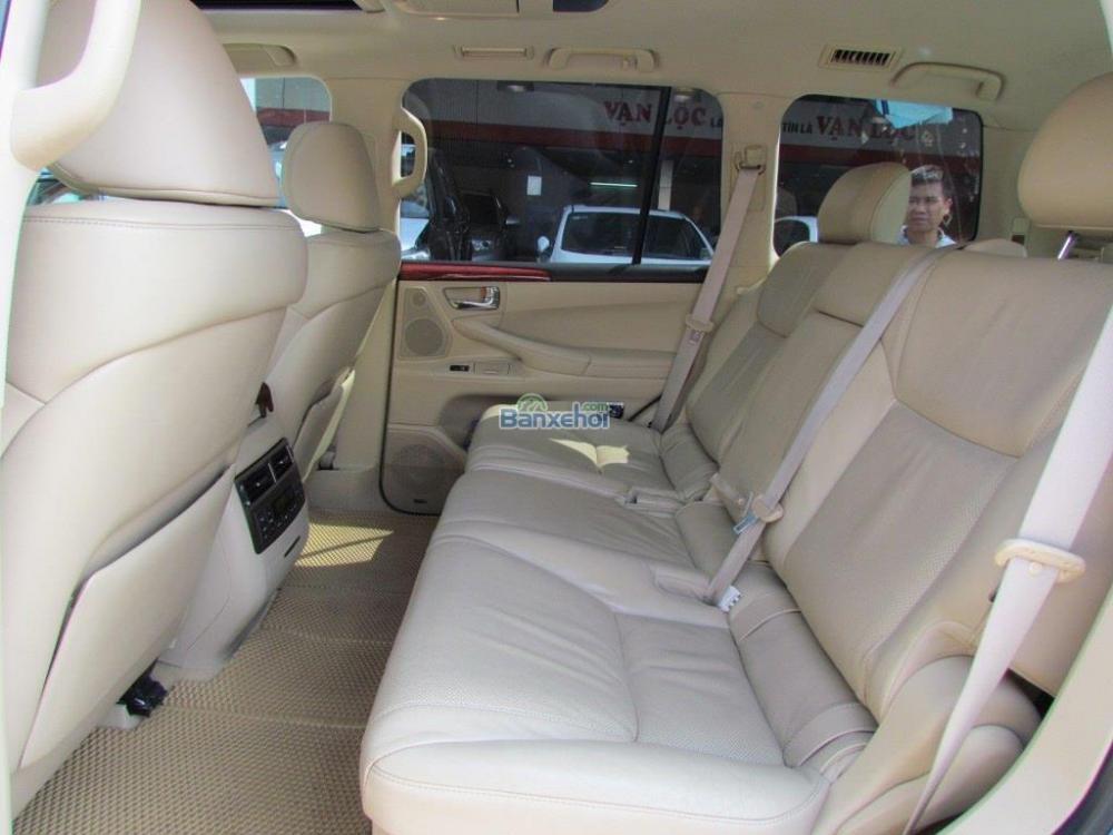 Cần bán Lexus LX 570-4WD 2008, nhập khẩu chính hãng-9