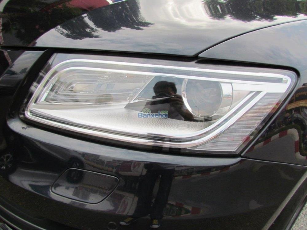 Cần bán xe Audi Q5 2-0T Premium Quattro đời 2012, màu xám, xe nhập-5