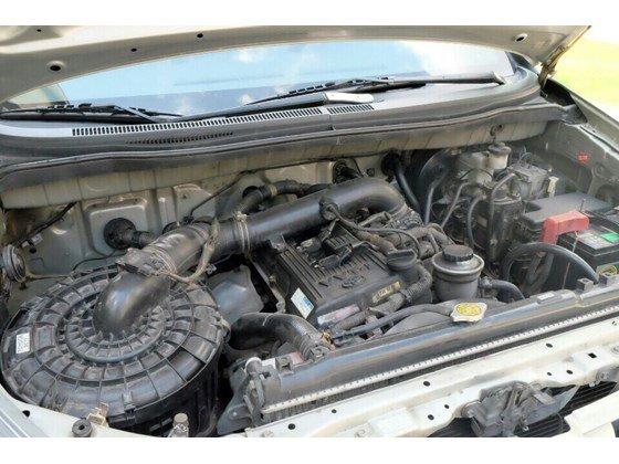 Cần bán lại xe Toyota Innova sản xuất 2006, màu bạc, xe nhập, 455 triệu-2