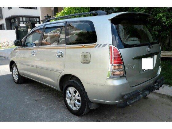 Cần bán lại xe Toyota Innova sản xuất 2006, màu bạc, xe nhập, 455 triệu-3