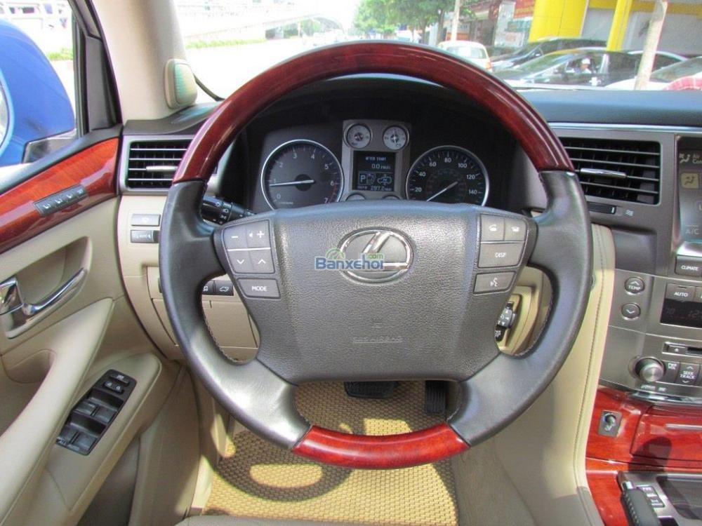 Cần bán Lexus LX 570-4WD 2008, nhập khẩu chính hãng-12
