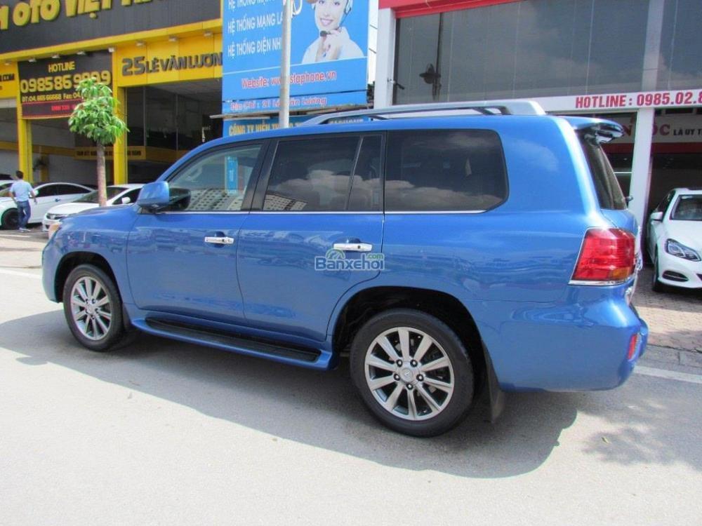 Cần bán Lexus LX 570-4WD 2008, nhập khẩu chính hãng-4