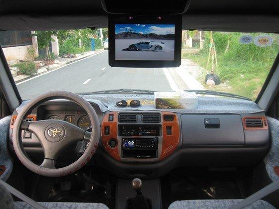 Bán xe Toyota Zace 2004, màu xanh lam, nhập khẩu chính hãng-7