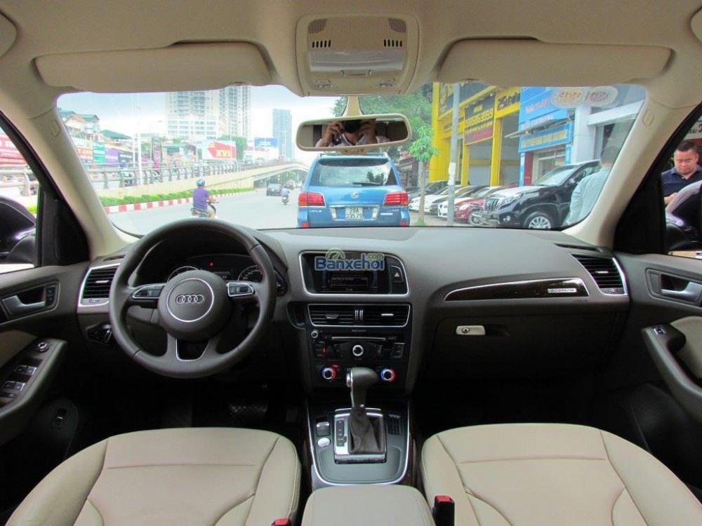 Cần bán xe Audi Q5 2-0T Premium Quattro đời 2012, màu xám, xe nhập-11