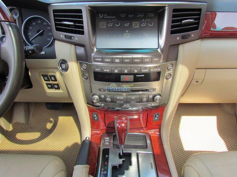 Cần bán Lexus LX 570-4WD 2008, nhập khẩu chính hãng-11