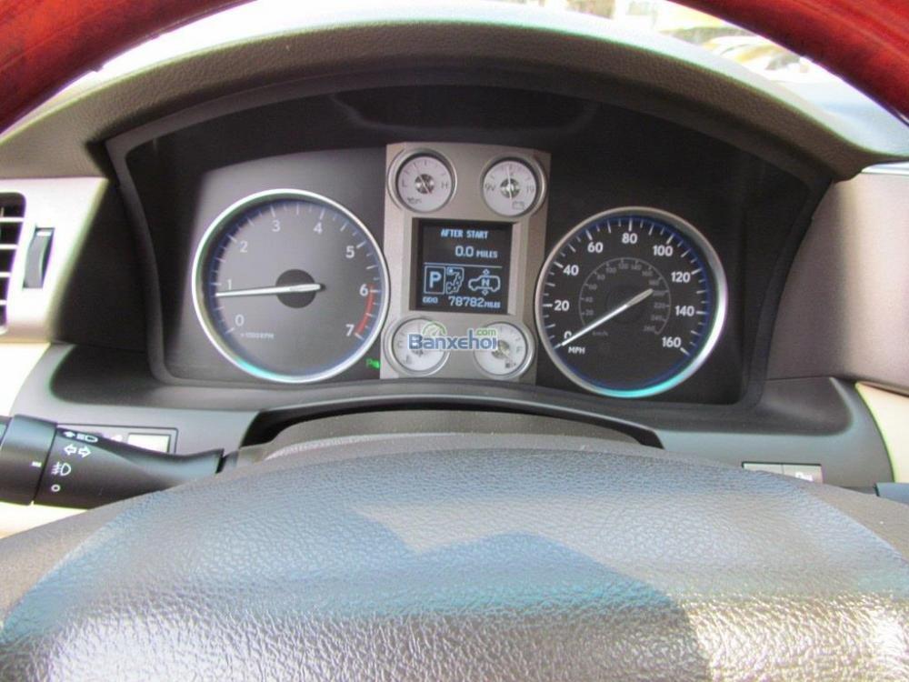 Cần bán Lexus LX 570-4WD 2008, nhập khẩu chính hãng-14