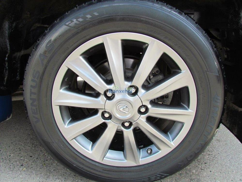 Cần bán Lexus LX 570-4WD 2008, nhập khẩu chính hãng-6