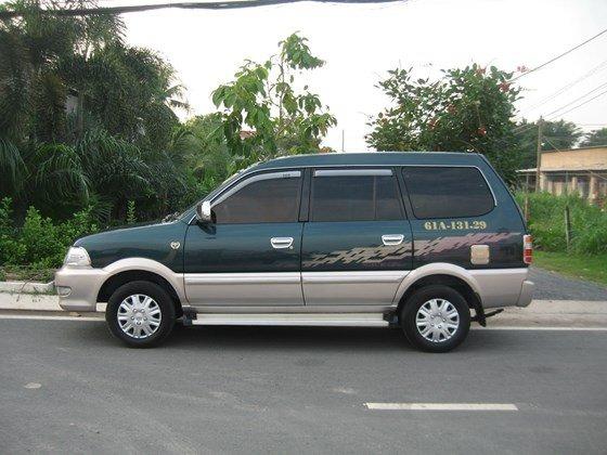 Bán xe Toyota Zace 2004, màu xanh lam, nhập khẩu chính hãng-5