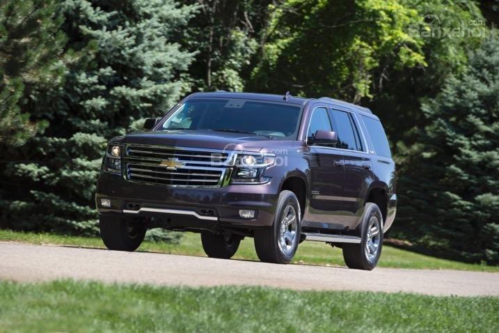 Đánh giá xe Chevrolet Tahoe 2016: Vua của dòng xe SUV cỡ lớn