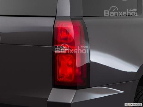 Đánh giá xe Chevrolet Tahoe 2016: Đèn hậu với thiết kế mới