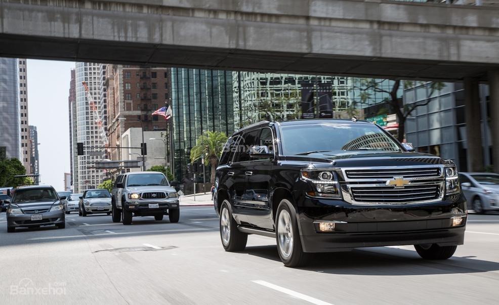 Đánh giá xe Chevrolet Tahoe 2016: Tuy nhiên, cũng vẫn còn tồn tại nhiều nhược điểm