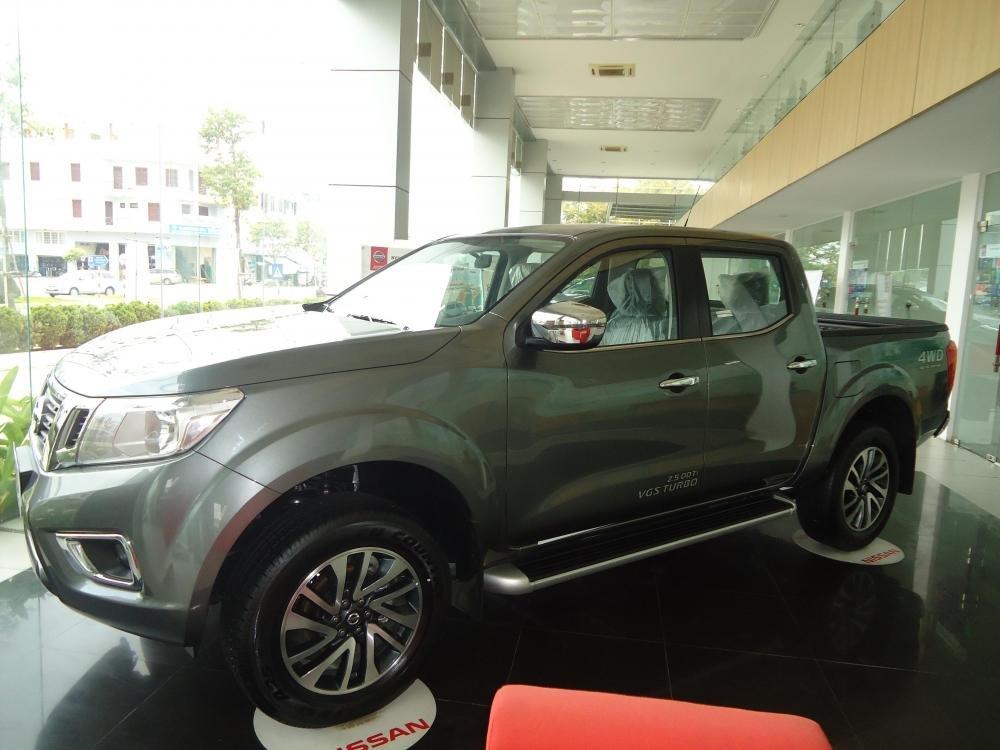 Bán xe Nissan Navara đời 2015, màu xám, nhập khẩu chính hãng, 605tr-0