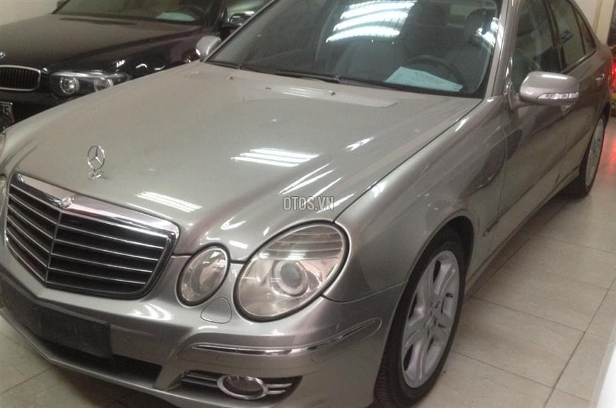 Bán Mercedes E200 đời 2008, nhập khẩu, giá chỉ 785 triệu-0