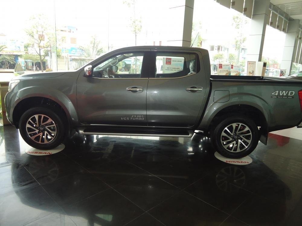Bán xe Nissan Navara đời 2015, màu xám, nhập khẩu chính hãng, 605tr-1