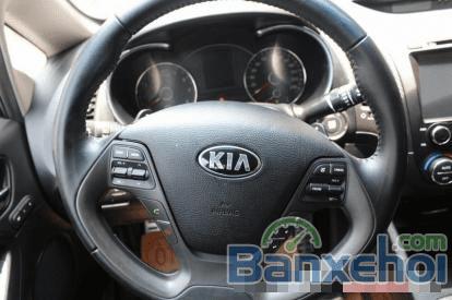 Bán xe Kia K3 2.0 AT 2013, màu đen, chính chủ-5