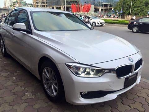 Xe BMW 320i sản xuất 2012, màu trắng, nhập khẩu-1