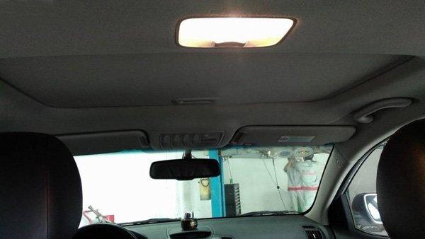 Cần bán gấp Kia Cerato 2011, màu bạc, xe nhập-3