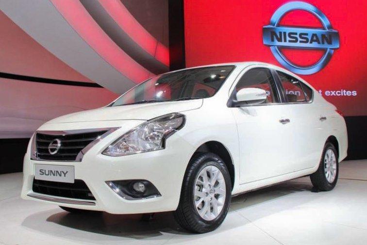 Bán Nissan Sunny đời 2015, màu trắng, 565tr-0