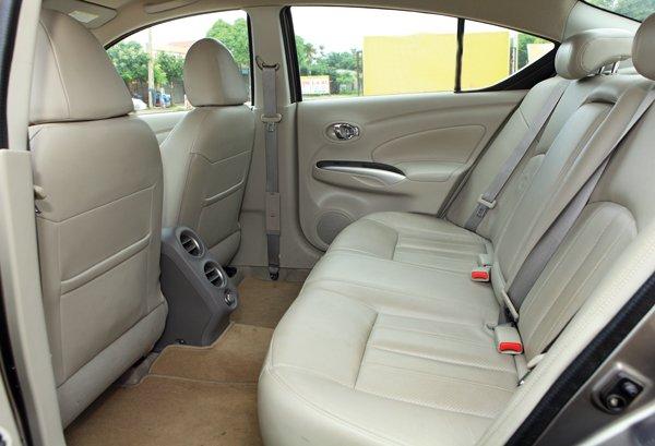 Bán Nissan Sunny đời 2015, màu trắng, 565tr-5