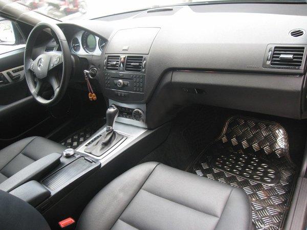 Cần bán lại xe Mercedes 2009, màu đen, xe đẹp -3
