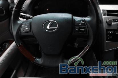 Bán ô tô Lexus RX 350 AT đời 2010, màu bạc-7