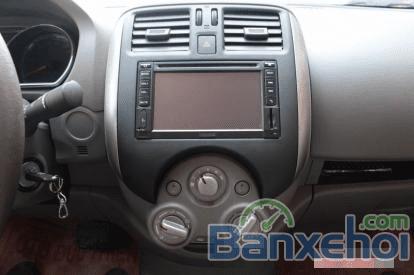 Cần bán lại xe Nissan Sunny 1.5AT đời 2014, màu bạc-6