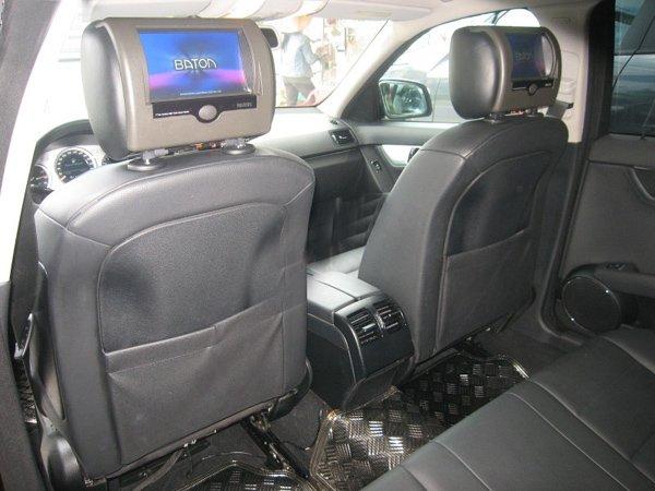 Cần bán lại xe Mercedes 2009, màu đen, xe đẹp -4