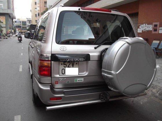 Cần bán Toyota - Land Cruiser GX vip SX 2000, màu hồng phấn-10