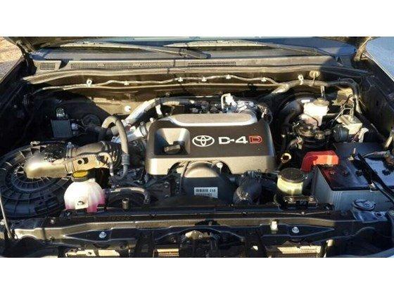 Bán xe Toyota Hilux đời 2012, màu xám, xe nhập-6