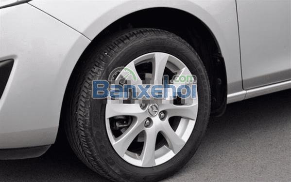 Cần bán lại xe Mazda 2 S 1.5 AT 2012, màu bạc, chính chủ, giá 490tr-3